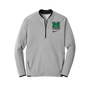 Mason Lacrosse Nike Therma-FIT Fleece Half Zip