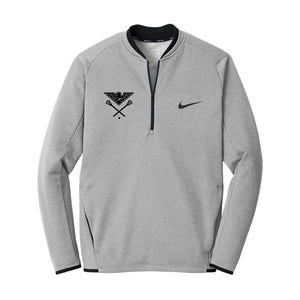 Lakota East MS Lax Nike Therma-FIT Fleece 1/2 Zip