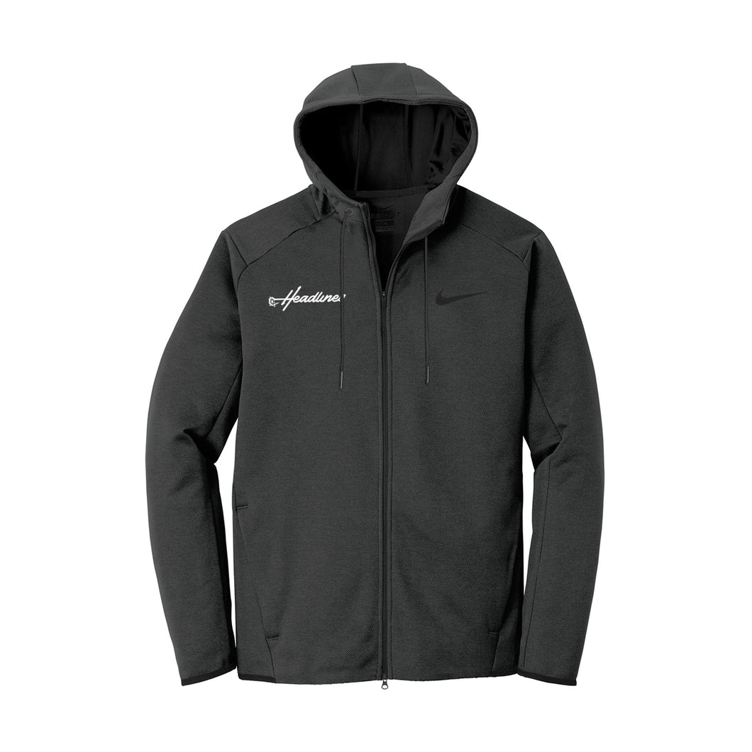 Headlines Lacrosse - Nike Therma-FIT Fleece Hoody (Black)