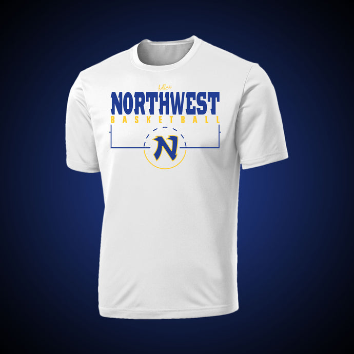 Northwest Basketball Knights Dri Fit Tee