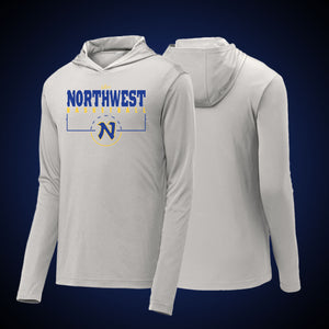 Northwest Basketball Knights Dri Fit Hooded Pullover