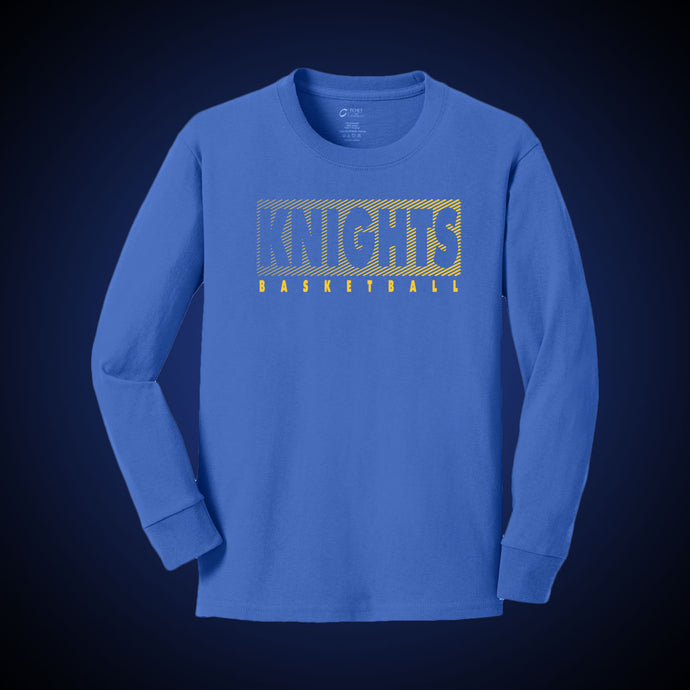Northwest Basketball KNIGHTS LS Tee
