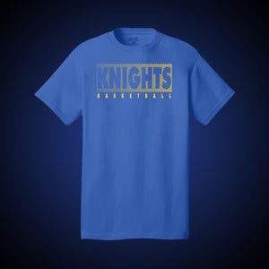 Northwest Basketball KNIGHTS Tee