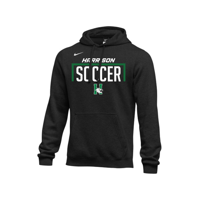 Harrison Boys Soccer -  Nike Club Fleece Hoodie
