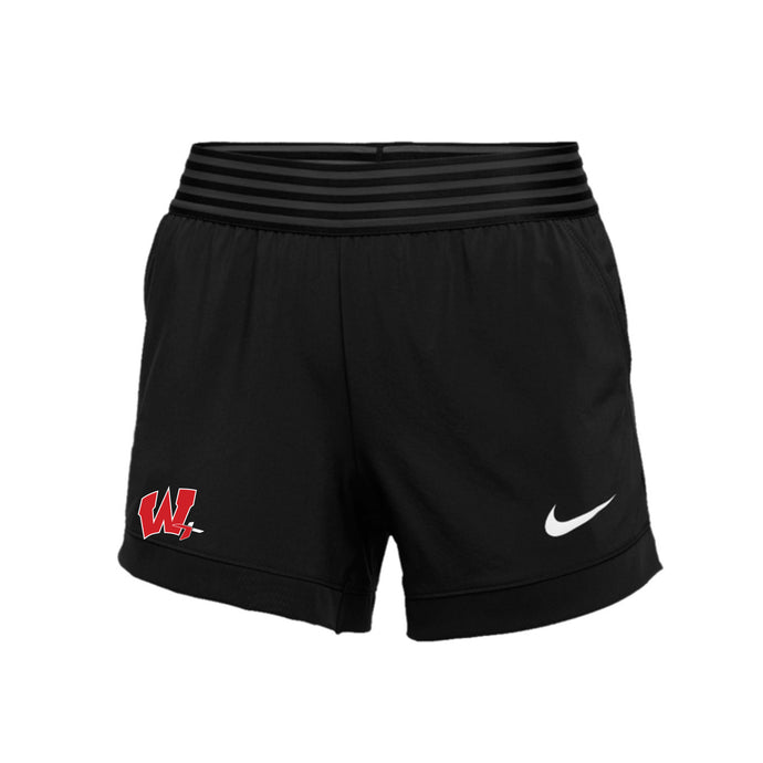 Lakota West XC - WOMEN'S NIKE FLEX 4IN SHORT