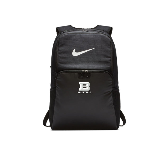Badin Girls Volleyball 2020 - Nike Brasilia XL Backpack (Black)