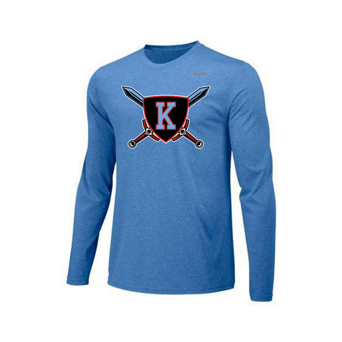 Kings Youth Football - Nike Team Legend LS (Valor Blue)