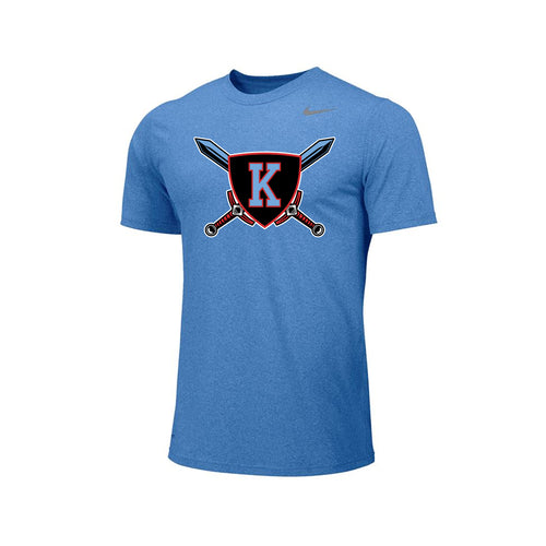 Kings Youth Football - Nike Team Legend SS (Valor Blue)