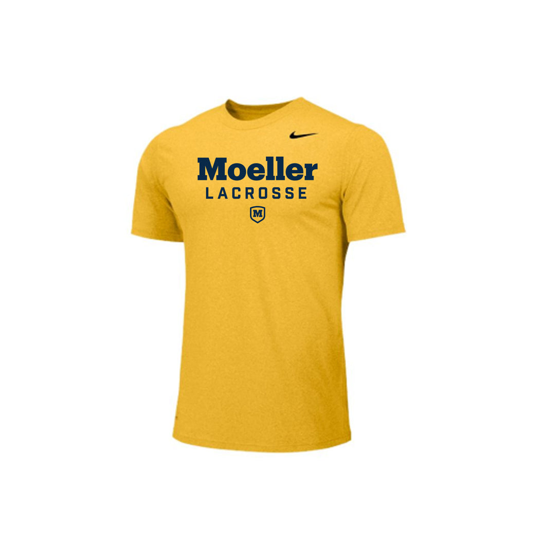Moeller Lacrosse - Nike Team Legend SS Tee (Sundown)