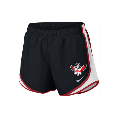 West Lacrosse Nike Tempo Shorts