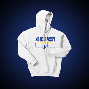 Northwest Basketball Court Hoodie