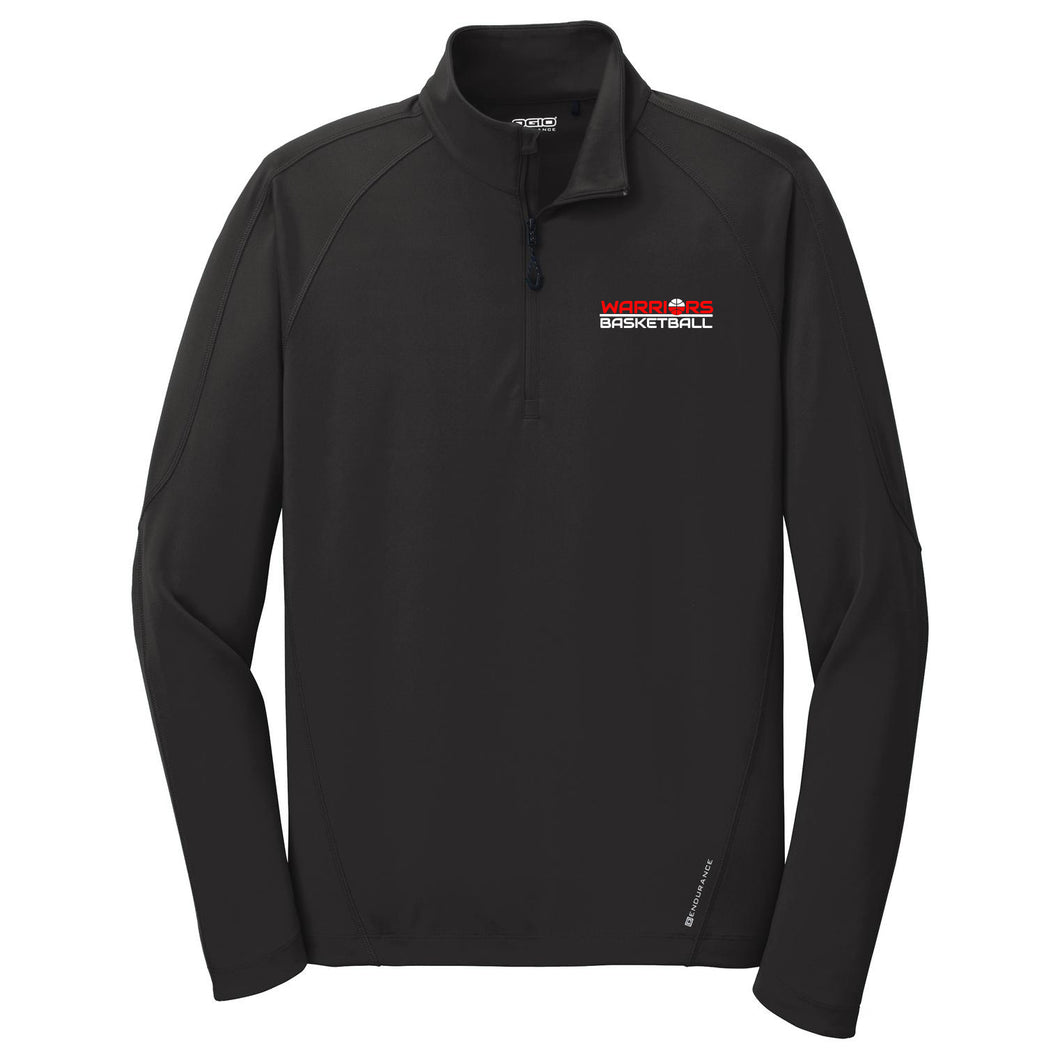 Fairfield Warriors Ogio Radius Quarter Zip