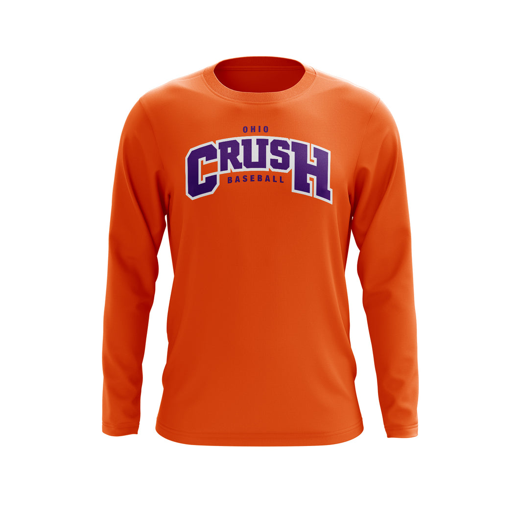 Ohio Crush Long Sleeve Tee