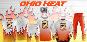 Ohio Heat Track Suit