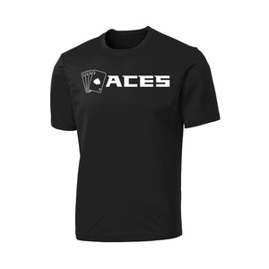 Aces Softball - Dri Fit Tee (Black)