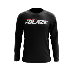 Tipp City Blaze Long Sleeve Tee