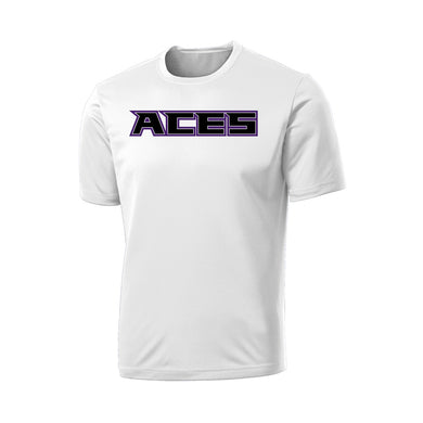 Aces Softball - Dri Fit Tee (White)
