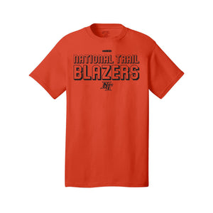 National Trail Athletics - Core Cotton Tee (Orange)