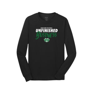 Badin Boys Volleyball 2021 - Long Sleeve Core Cotton Tee (Black)