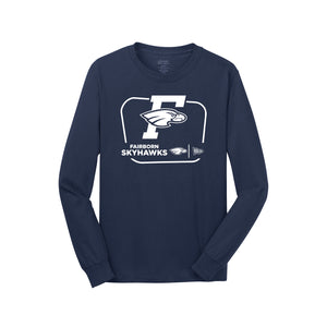 Fairborn Athletics - Long Sleeve Tee (Navy)
