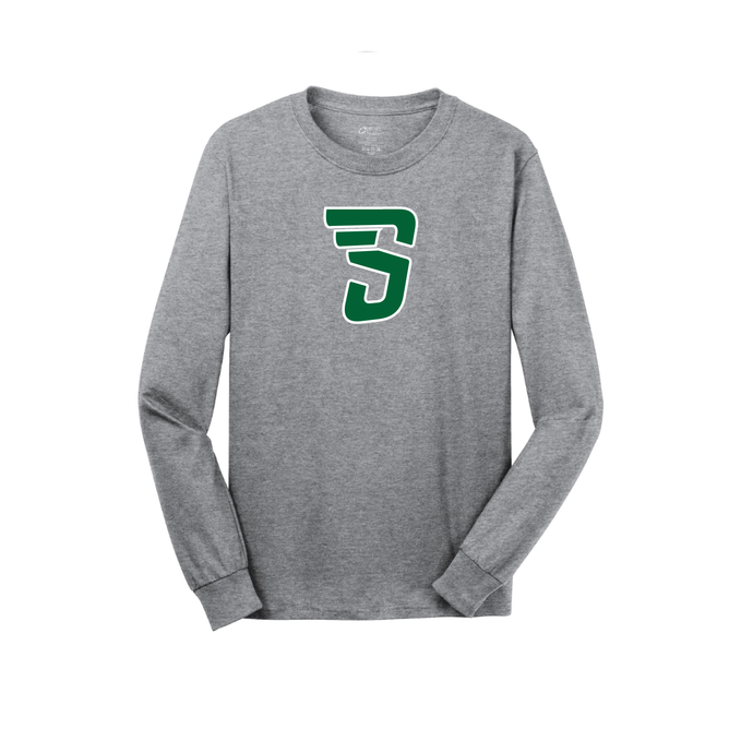 Sycamore Squadron - Core Cotton Long Sleeve Tee (5 Colors)