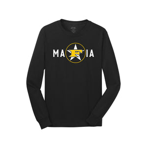 5 Star Baseball - Mafia Long Sleeve Tee (Black)