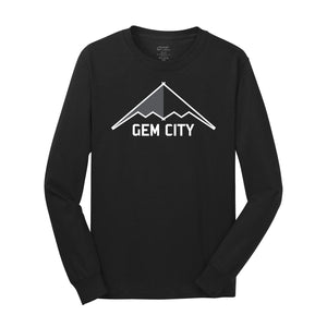 Gem City Bombers LS Tee (Black)