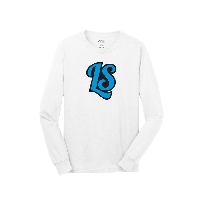 Cincy Landsharks - Long Sleeve Core Cotton Tee (3 Colors)