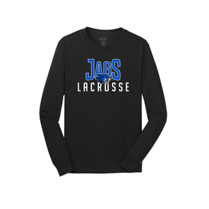 Hilliard-Bradley Lacrosse - Long Sleeve Core Cotton Tee