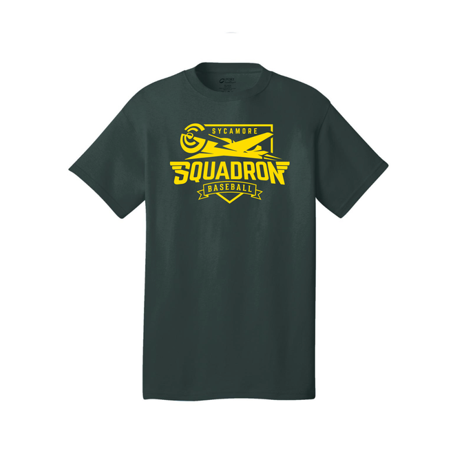 Sycamore Squadron - Core Cotton Tee (5 Colors)