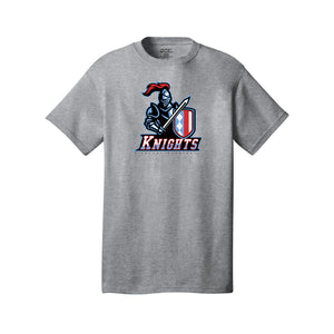 Kings Youth Football - Tee (Athletic Heather)