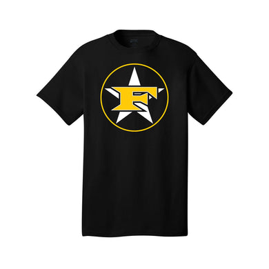 5 Star Baseball - Five Star Tee (Black)