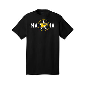 5 Star Baseball - Mafia Tee (Black)