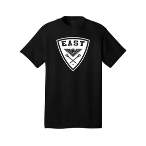Lakota East MS Lax Tee (black)