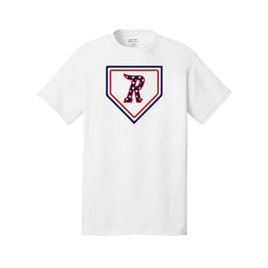 Cincinnati Riverbats - HOME PLATE Core Cotton Tee
