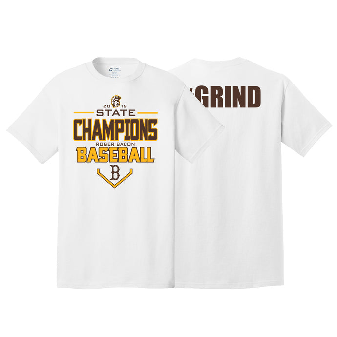 Roger Bacon State Champs - Tee