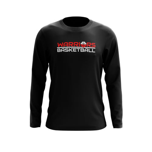 Fairfield Warriors F Long Sleeve Tee (NAME & NUMBER ON BACK)