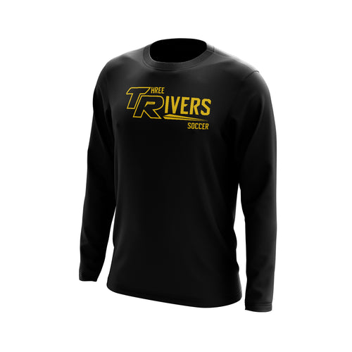 Three Rivers Soccer LS Tee