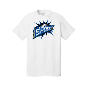 Cincy Shock Logo Tee (White)