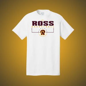 Ross Basketball Court Tee
