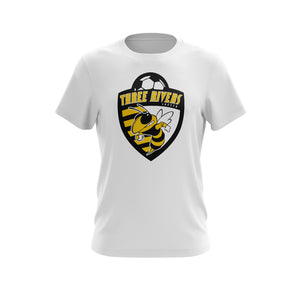 Three Rivers Soccer Shield Tee