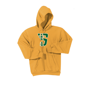 Sycamore Squadron - Fleece Pullover Hoodie (5 Colors)
