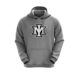 "Ironmen Midwest ""IM"" Hoody (Athletic Heather)"