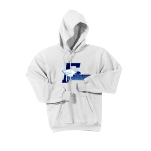 Fairborn AFJROTC - Fleece Pullover Hooded Sweatshirt (3 Colors)