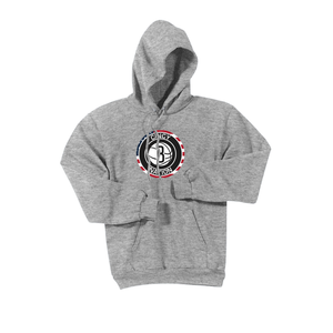 Cincy Nation - Fleece Pullover Hooded Sweatshirt (4 Colors)