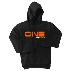 One Nation Fleece Hooded Sweatshirt
