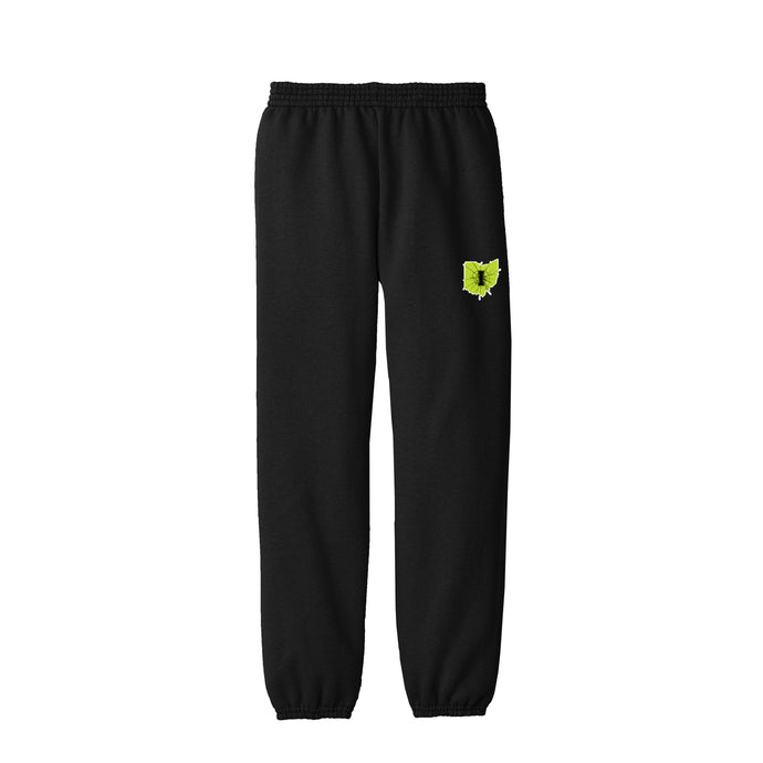 Headlines Lacrosse Fall 2020 - Essential Fleece Sweatpant with Pockets (Black)