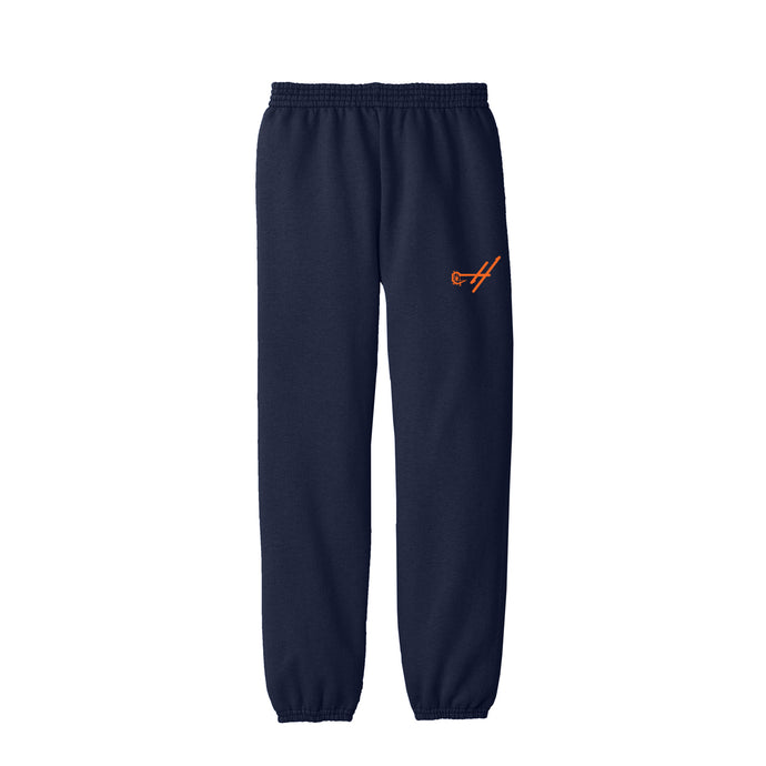 Headlines Lacrosse Fall 2020 - Essential Fleece Sweatpant with Pockets (Navy)