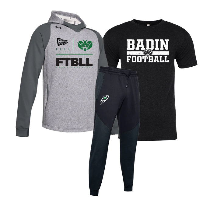 Badin Football 2020 - Player Pack #3