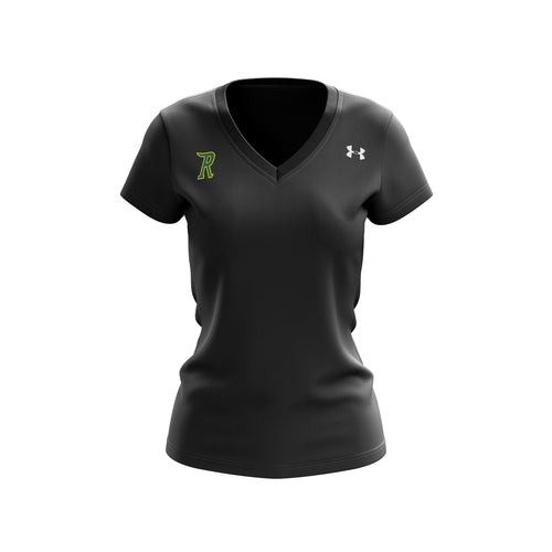 Riverbats UA Ladies Tech V-Neck